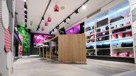 wineo Purline Bioboden hell modern Shop Infotheke
